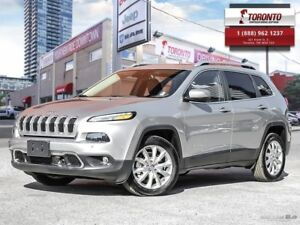 2015 Jeep Cherokee ***LIMITED***LUXURY GROUP***NAVIGATION***LOAD
