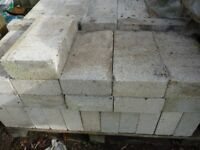 48 Solid Concrete Blocks