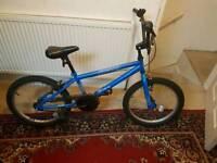 BLUE BMX SNARE BIKE FOR SALE
