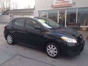 2011 Toyota Matrix well equipped!