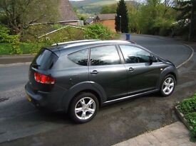 Seat Altea Freetrack 4 Limited Edition for Sale (2009)