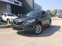 2013 Mazda CX-5 GT   NAVIGATION  AWD TOP OF THE LINE!! ONE OWNER