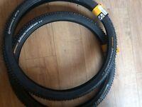 Mountain bike tyres 27.5 mountain kings brand new