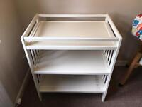 ** IKEA changing table- very good condition**