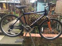 Saracen fast trax mountain bike ready to go!