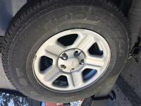 $500/5tires brand new rims not included tires only