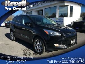 2016 Ford Escape Titanium 4WD  *1-owner, Only 13k
