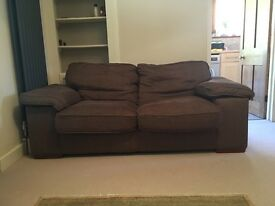 Double sofa bed for sale collection only