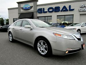 2010 Acura TL Base w/Technology Package NAVIGATION , LOW KM.
