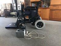 Breezy P100 electric wheelchair