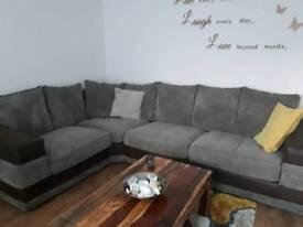 Corner sofa very good condition Harvey Norman 210cm ×290cm very comfortable