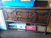 Jacobean sideboard