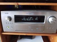 Denon AVR 4308A Receiver in Silver