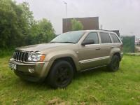 2006 Jeep Grand Cherokee 3.0 crd V6 limited
