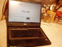 Dell inspiron 1300 Laptop: 60GB :Dual Core 1.60Ghz :2GB RAM :Win 10 : Activated Office 2007