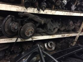 ALL MERCEDES BMW AUDI PASSAT FRONT AND BACK HUB AVALIABLE