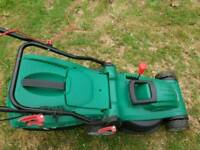 Qualcast Electric lawnmower bought last