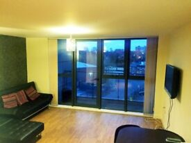 2 Bedroom 2 Bathroom Flat - heart of Manchester City Centre