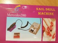 Electric nail file