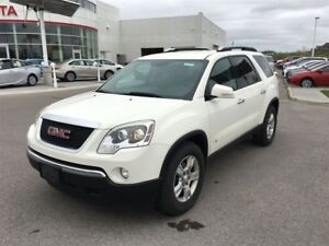 2009 GMC Acadia *SALE PENDING* SLE - Fog lights