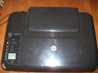 HP Deskjet 3050 All-In-One J610 Series Printer