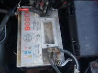 Hi looking for about 6 old car batteries 25 POUND WAITING