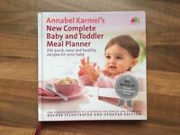 Annabelle Karmel's Meal Planner Baby Food Book