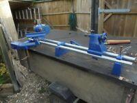 Wood Turning Lathe (Record Power Tools)