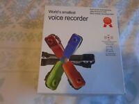 Worlds Smallest Voice Recorder