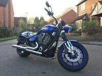 Victory Hammer S, Showroom Condition, Low Milage full service history and first to see will buy