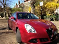 Alfa Romeo Giulietta 2.0 JTDM Rossa