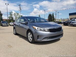 2017 Kia Forte LX-ACCIDENT FREE-LOW MONTHLY PAYMENTS!!