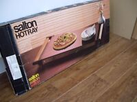 Heated Table top tray