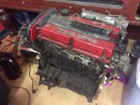 Mitsubishi Evo 4 5 6 Engine
