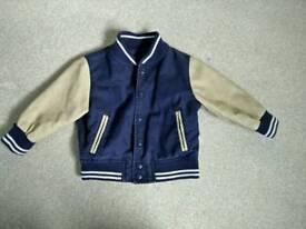 Baby boy jacket 18-24 months
