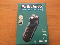 Electric Shaver. Phillishave 4000 Micro Action.