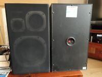 Pair Jamo Sonic Speakers