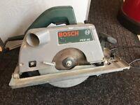 Bosch 1200w circular saw