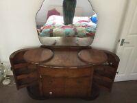 Stunning Antique Vintage dresser