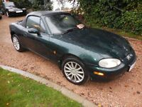 Wanted. Mk1 or mk2 2.5 Mazda MX5 MX 5 MX-5. Your unwanted car, NOT FOR BREAKING!!!! It must drive...