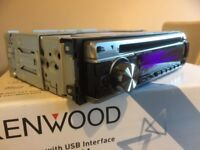 Brand new car stereo system including subwoofer