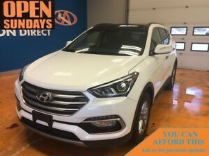 2018 Hyundai Santa Fe Sport 2.4 Premium LEATHER! HUGE SUNROOF! A