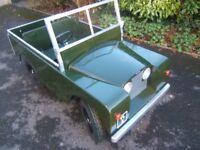 Toylander Mk 2, childs car