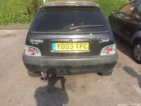 Breaking citroen Saxo all parts available spares or repairs must see