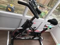 Exercise bike for sale only few months old