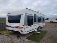 5 Berth Fendt Le Vouge 2015 Twin axle & brand new condition !!BARGAin Its Not hobby-tabert-lmc-swift