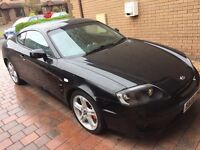 Hyundai coupe in great condition full service history and years MOT might trade depending on car.