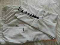 Ladies XL Sports trouser lined with pockets