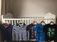 Boys age 7 bundle joules, Benetton etc