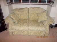 2 seater and 3 seater sofas from smoke free home
